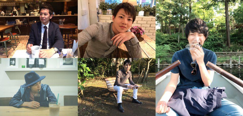 タップル誕生にいるイケメンのプロフィール写真