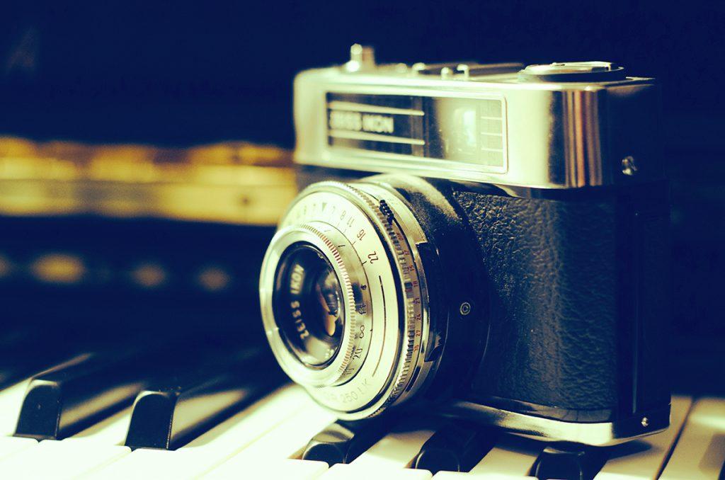 おしゃれなカメラ