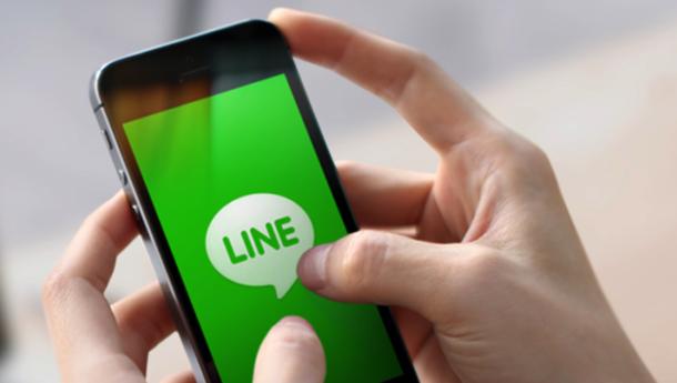 マッチングアプリ LINE