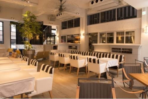 恵比寿のレストラン