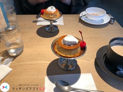 顔なし女性と渋谷のHotoriでデート