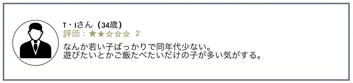タップルの評判・口コミ6
