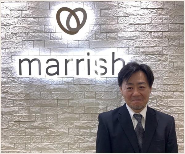 マリッシュの会社と坂田さん
