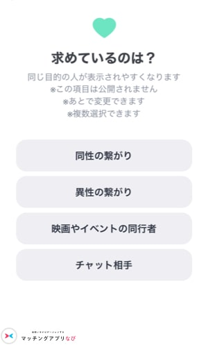 Feat. 求める繋がり